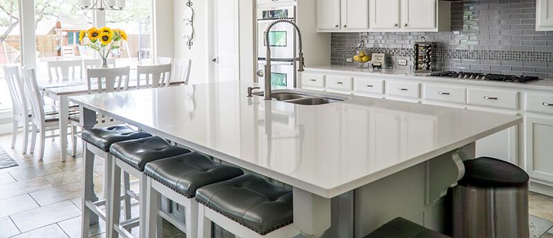 SEO-продвижение сайта по продаже стеклянных кухонных фартуков
