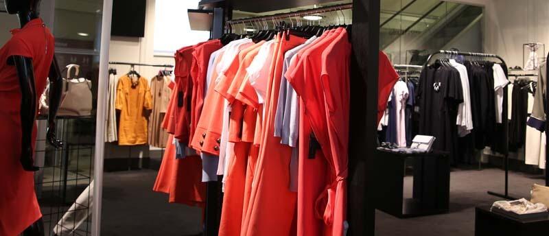 Сайт интернет-магазина одежды